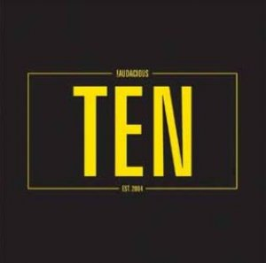 Ten - 4-Disc Box Set