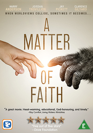 A Matter Of Faith DVD