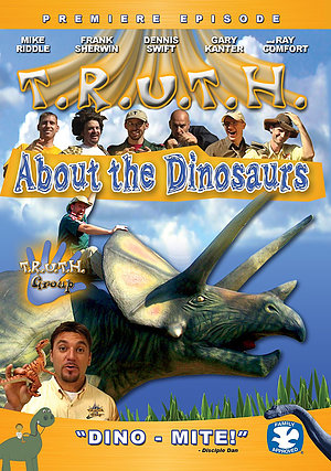Truth About The Dinosaurs Dvd