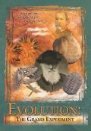Evolution The Grand Experiment Dvd