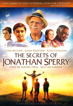 Secrets Of Jonathan Sperry The Dvd