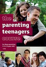 The Parenting Teenagers Course DVD With Leaders' Guide