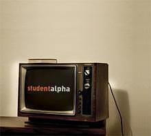 Student Alpha DVD
