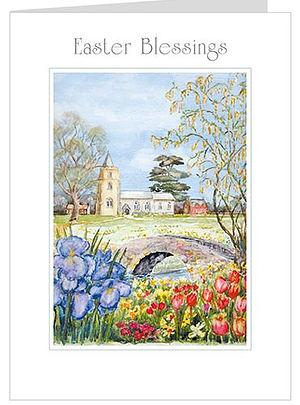 Easter Blessings Card - Pack of 5
