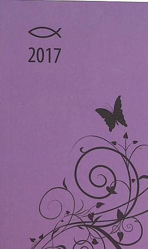 Pastel Slim 2017 Diary