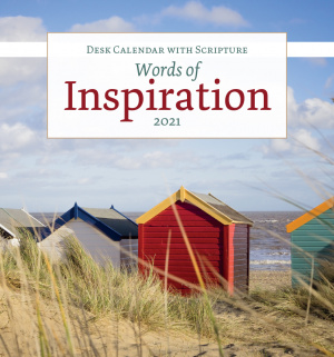 Words of Inspiration 2017 Calendar with Scripture