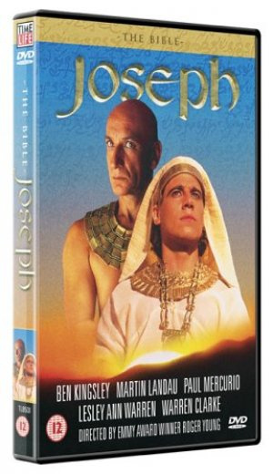 Joseph DVD - The Bible Series