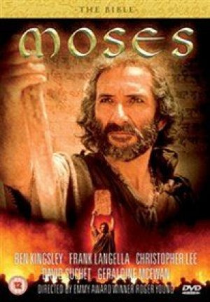 The Bible Series - Moses DVD