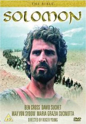 The Bible Series - Solomon DVD