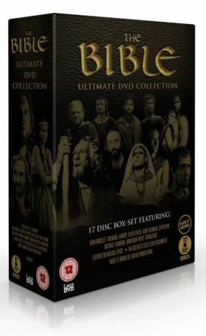 The Bible: Ultimate DVD Collection