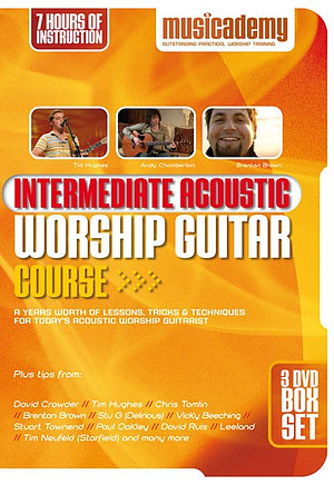 Intermediate Worship Guitar Course Vol 1 DVD