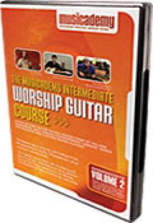 Intermediate Worship Guitar Course Vol 2 DVD