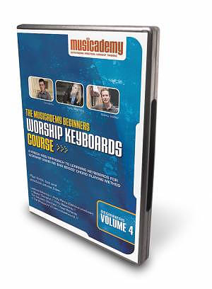 Worship Keyboards Course: Beginners, vol. 4
