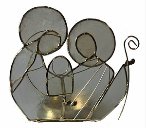 Tea Light Nativity