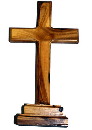 Plain Cross with base - medium