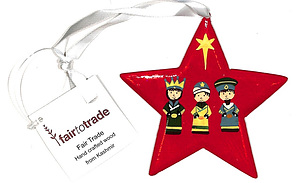 Star Decoration - 3 Kings