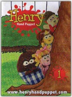 Henry Hand Puppet DVD