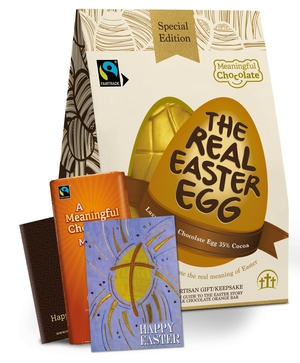 Special Edition Premium Real Easter Egg