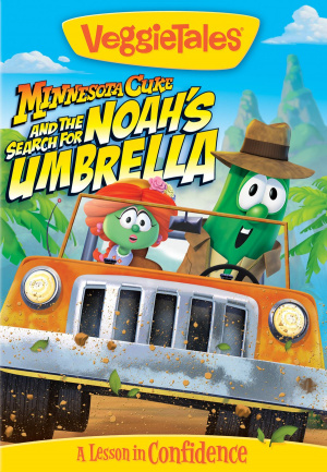 Minnesota Cuke and the Search for Noahs Umbrella DVD