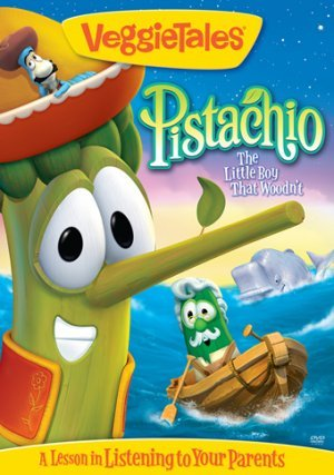 Pistachio the Little Boy that Woodn't