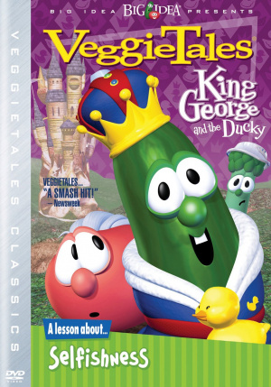 King George and Ducky DVD