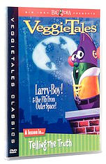 Larry-Boy And the Fib from Outer Space DVD