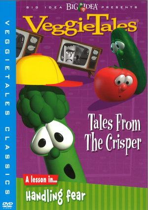 Tales From The Crisper DVD