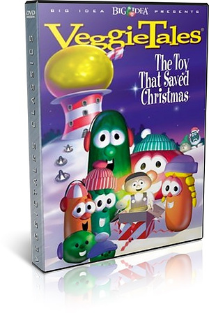 Toy That Saved Christmas DVD | Free Delivery at Eden.co.uk