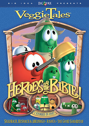 Heroes of the Bible Volume 2 DVD