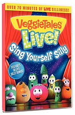 Veggie Tales Live! Sing Yourself Silly DVD