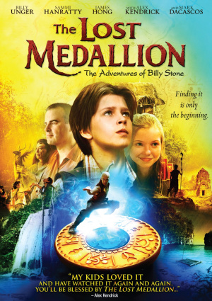 The Lost Medallion DVD