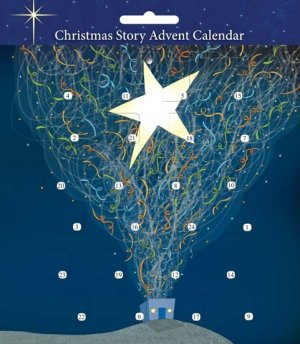 The Christmas Story Square Advent Calendar