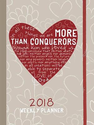 Conquerors 2018 Planner