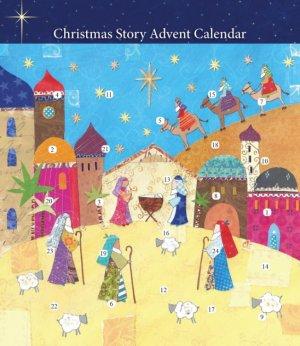 Square Advent Calendar