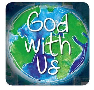 God With Us Coaster