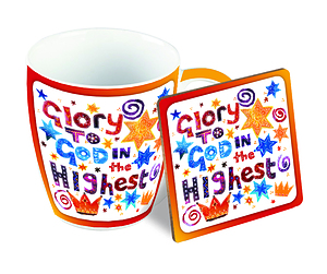 Glory in the heavens Mug