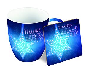 Indescribable Mug & Coaster set