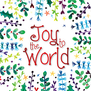 Joy to the World Coaster