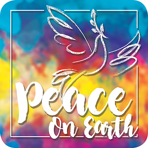Dove of Peace Coaster
