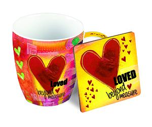 Loved beyond measure Mug
