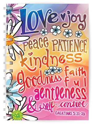 Fruit of the Spirit A5 Notebook