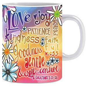 Fruit of the Spirit Mug & Gift Box