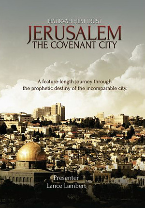 Jerusalem, the Covenant City DVD