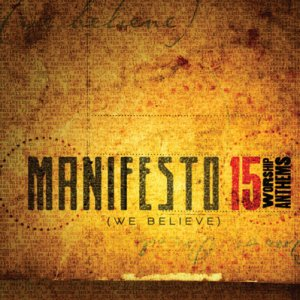 Manifesto: 13 Worship Anthems