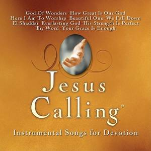Jesus Calling : Instrumental Songs For Devotion