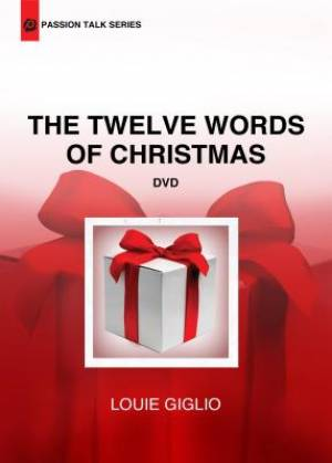 The Twelve Words Of Christmas (Passion Talk Series) DVD