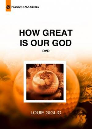 How Great Is Our God DVD