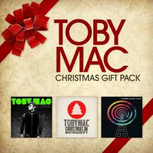 TobyMac Christmas Gift Pack 3CD