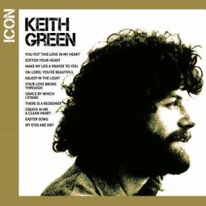 Icon CD Keith Green