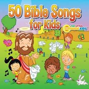 50 Bible Songs For Kids 3CD